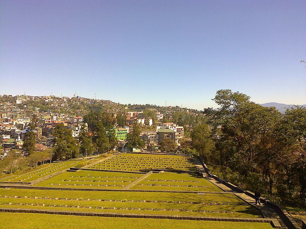 Kohima War Cemetry, Nagaland | © PP Yoonus/WikiCommons
