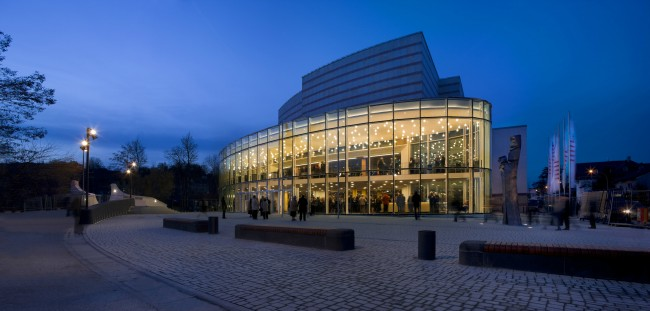 Bamberg Concert Hall © Peter Eberts