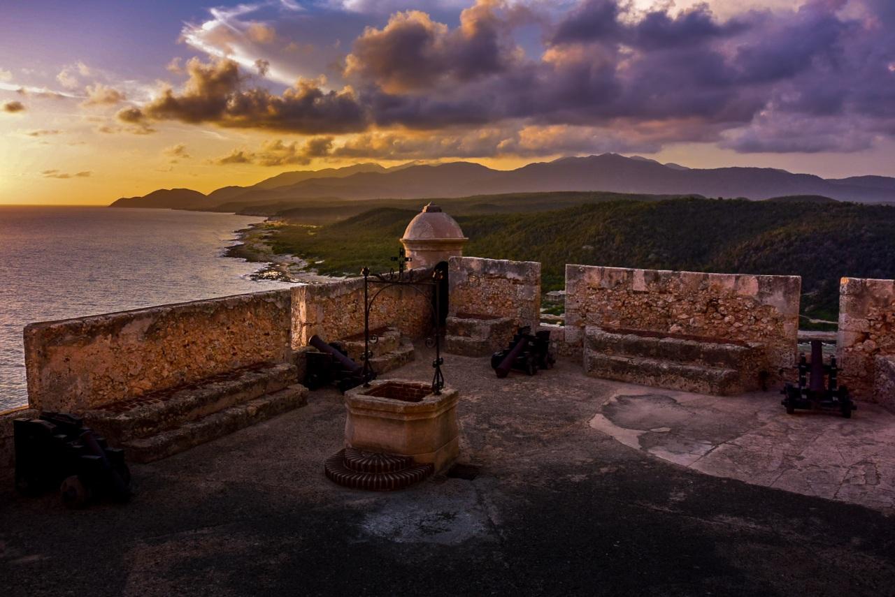 Castillo de San Pedro de la Roca | © Piviso/Public Domain
