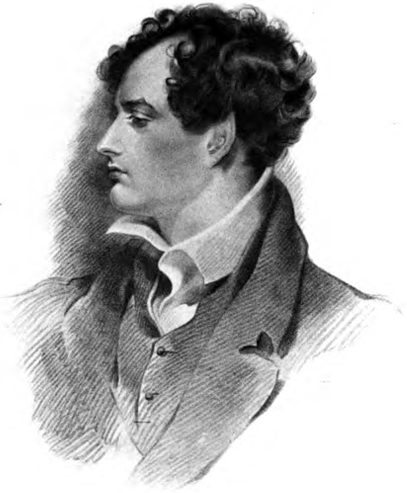 Lord Byron © WikiCommons