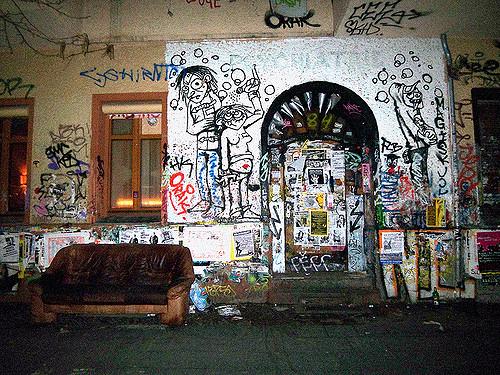 Rigaer Straße © Loui Loui/Flickr
