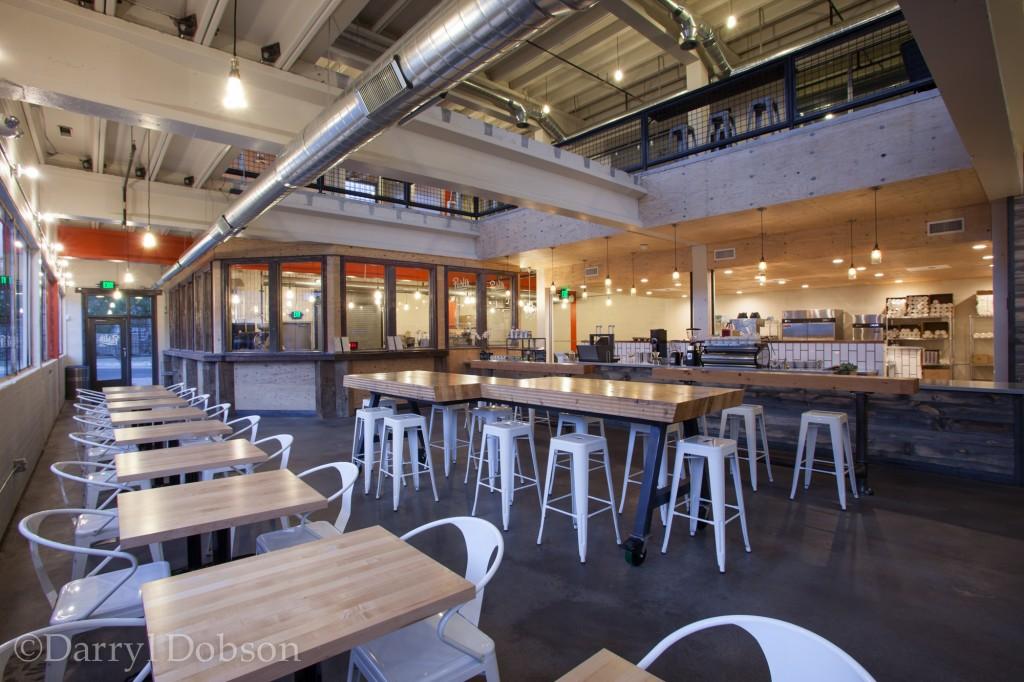 Publik Downtown location | © Darryl Dobson/ Courtesy Publik Coffee Roasters