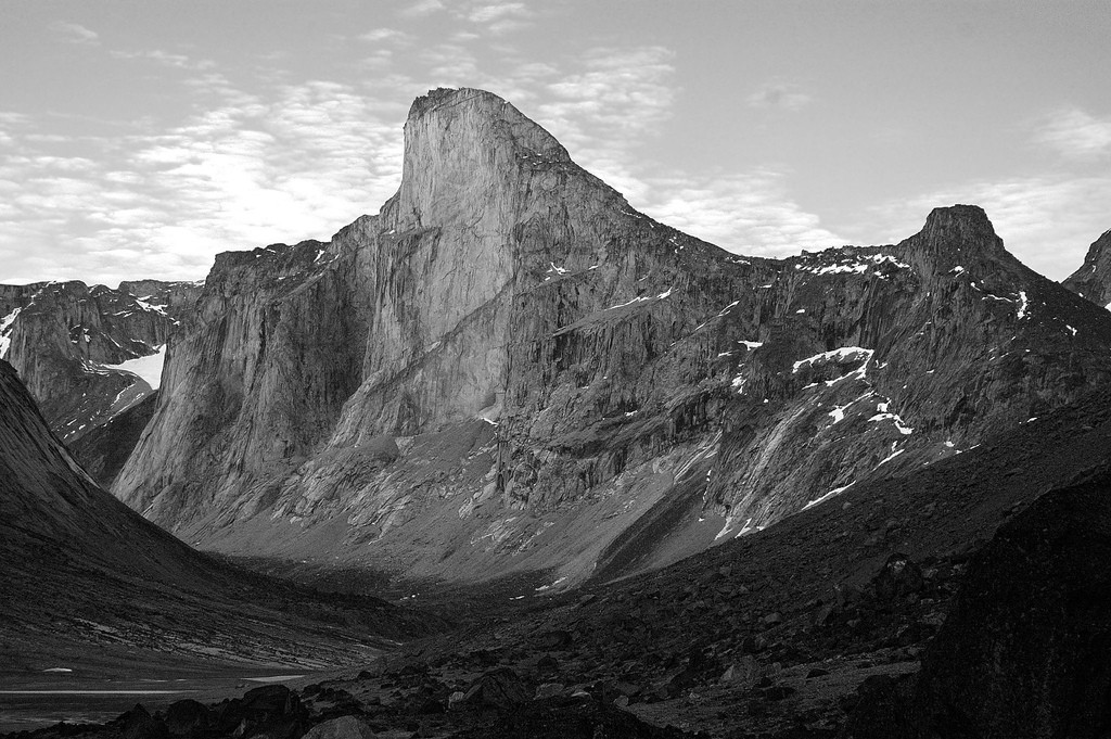 Mount Thor, Auyuittuq National Park, Baffin Island, Canada | © Boricuaeddie/WikiCommons