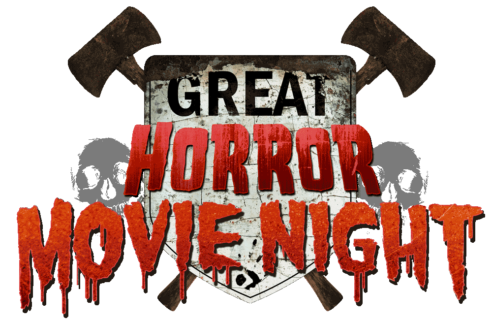 Movie Night Logo Courtesy of Great Horror Camp Out
