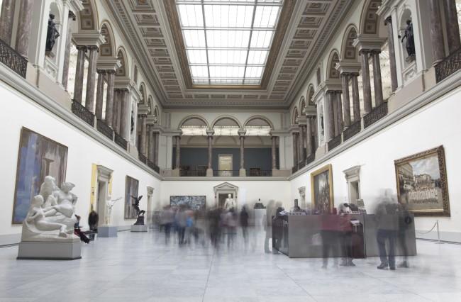 The Royal Museums of Fine Arts   © Daniel Piaggio Strandlund & Ilan Weiss/Courtesy of the RMFAB
