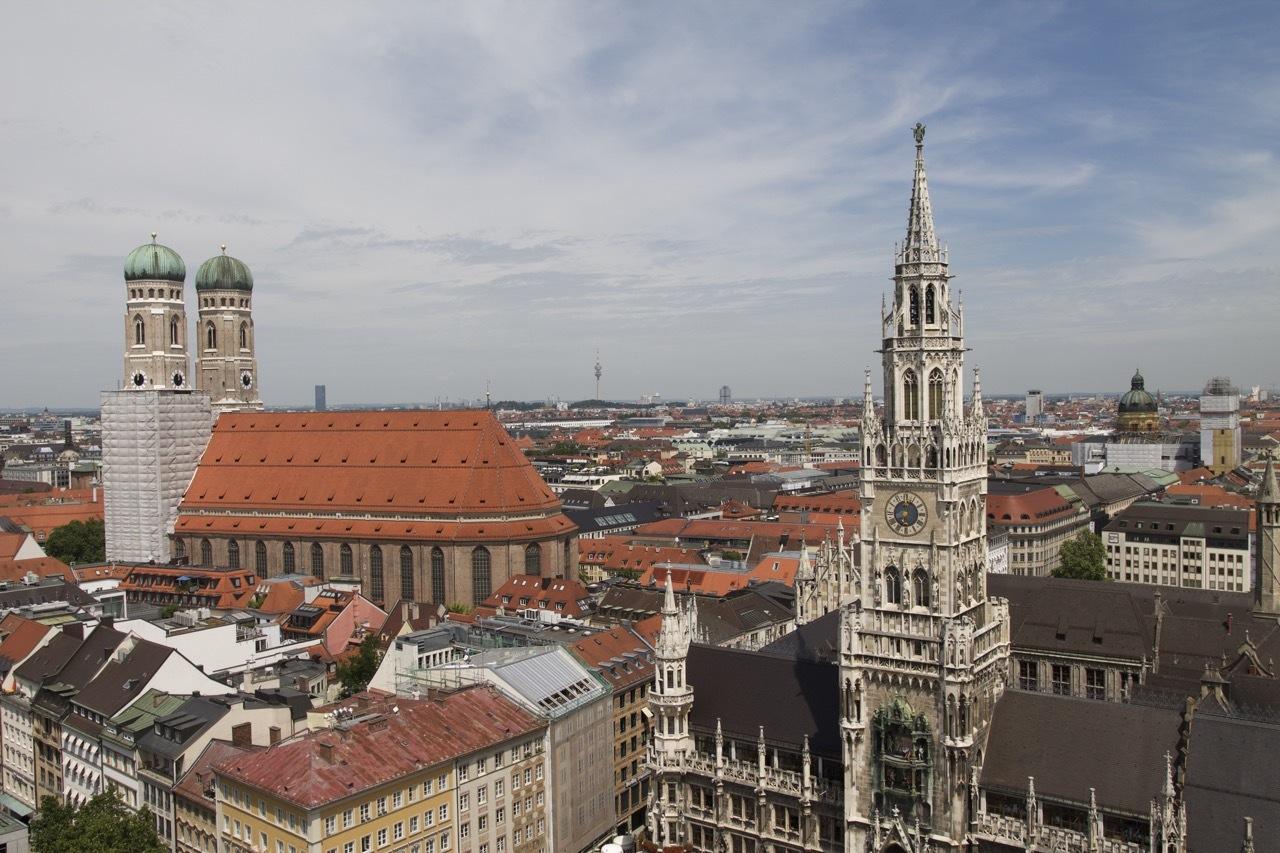 Munich | via pexels.com