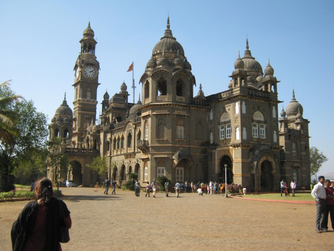 New Palace Kolhapur | © Shakher59/Wikimedia Commons