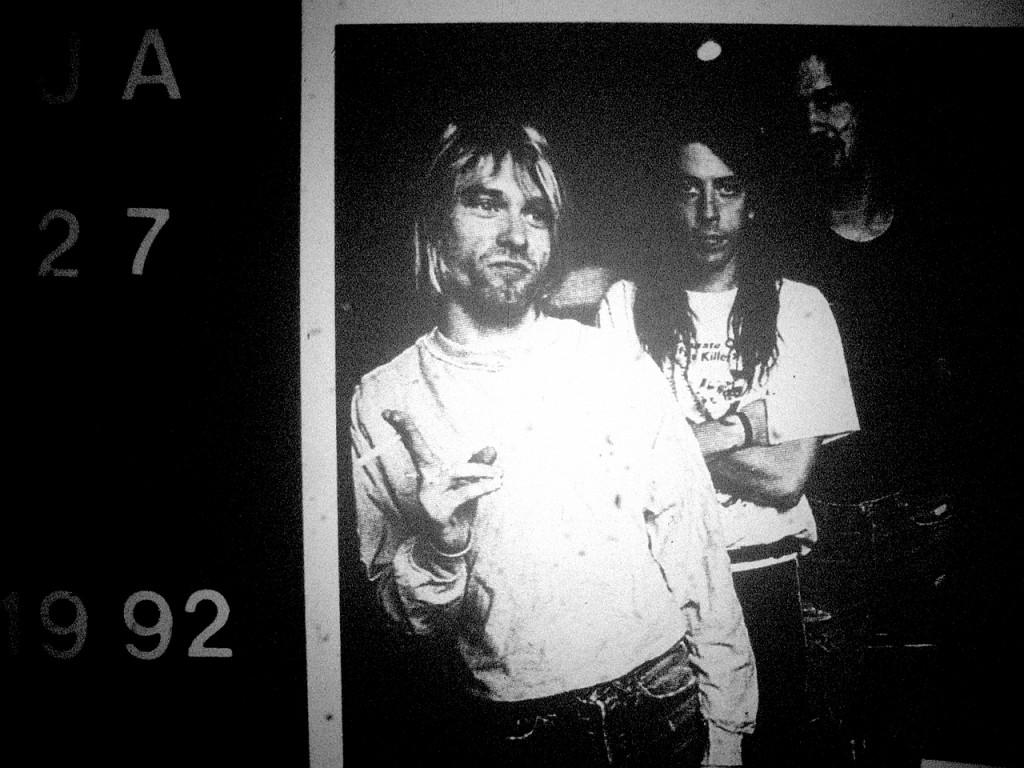 Nirvana © Davetoaster / Flickr