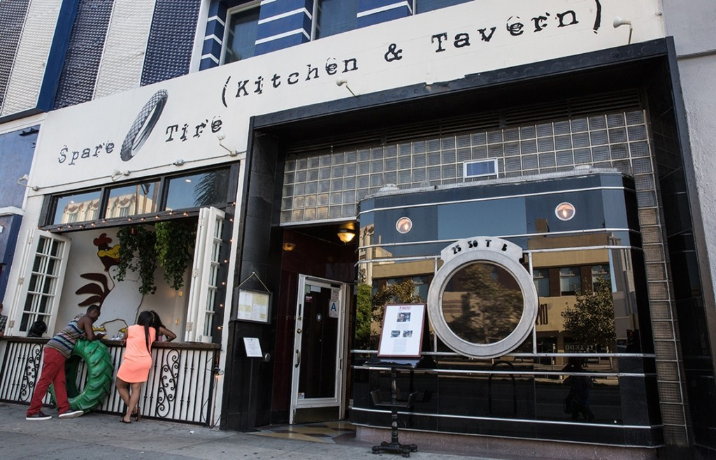 Spare Tire Kitchen & Tavern ©On the Grid