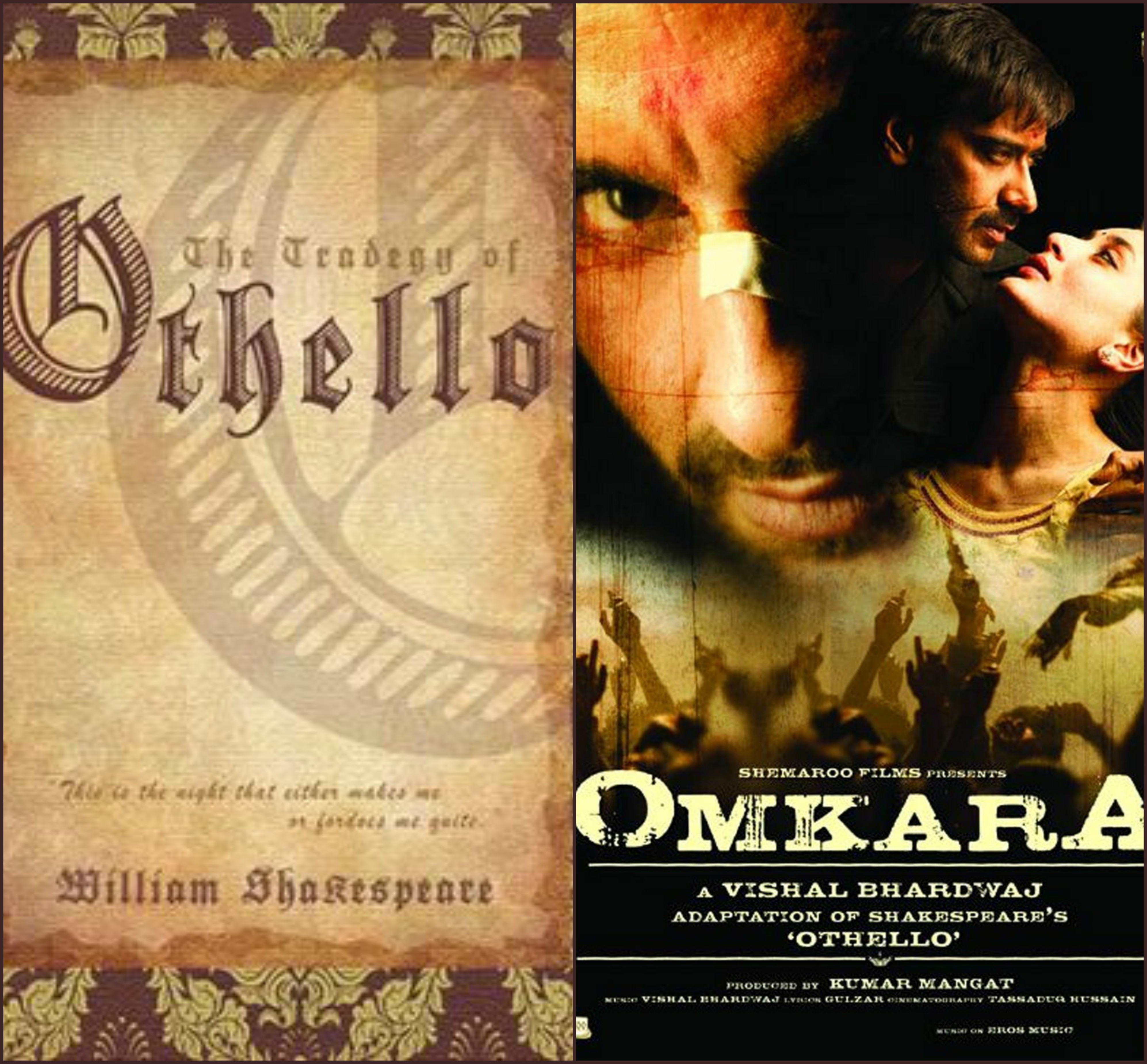 a comprehensive analysis of the movie adaptation of othello Othello, an adaptation ^ see отелло at the internet movie stanislavski also introduced into the process a period of discussion and detailed analysis of.