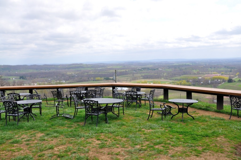 Bluemont - Enjoy that view!