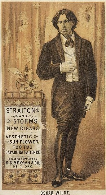 Victorian Aestheticism Mens Fashion