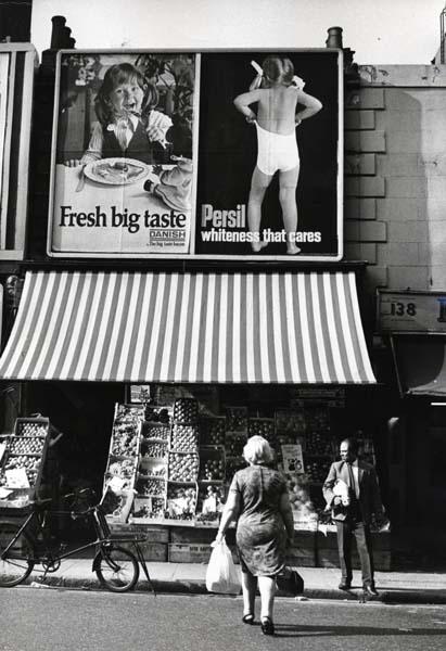Paddington from Sixties London | © Dorothy Bohm / Jewish Museum