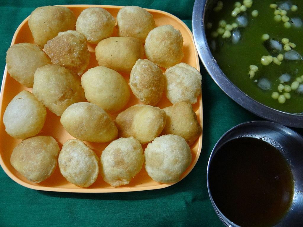 Pani Puri And All Its Regional Varieties