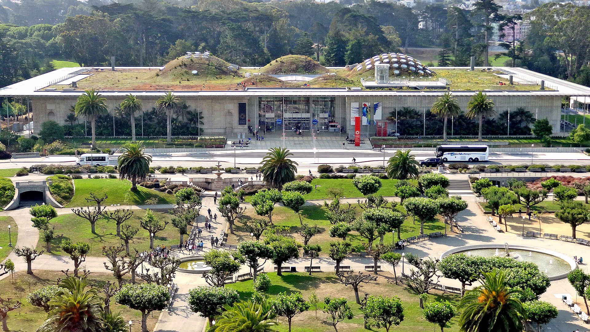 California Academy of Sciences © Dennis Jarvis/Flickr