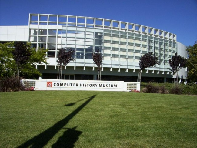 Computer History Museum via WikiCommons.