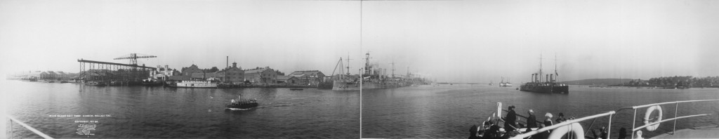 Mare Island 1911 @ James David Givens/Wikipedia