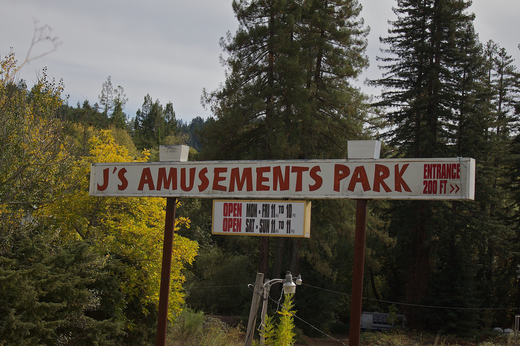J's Amusements | ©Nick Fisher/Flickr