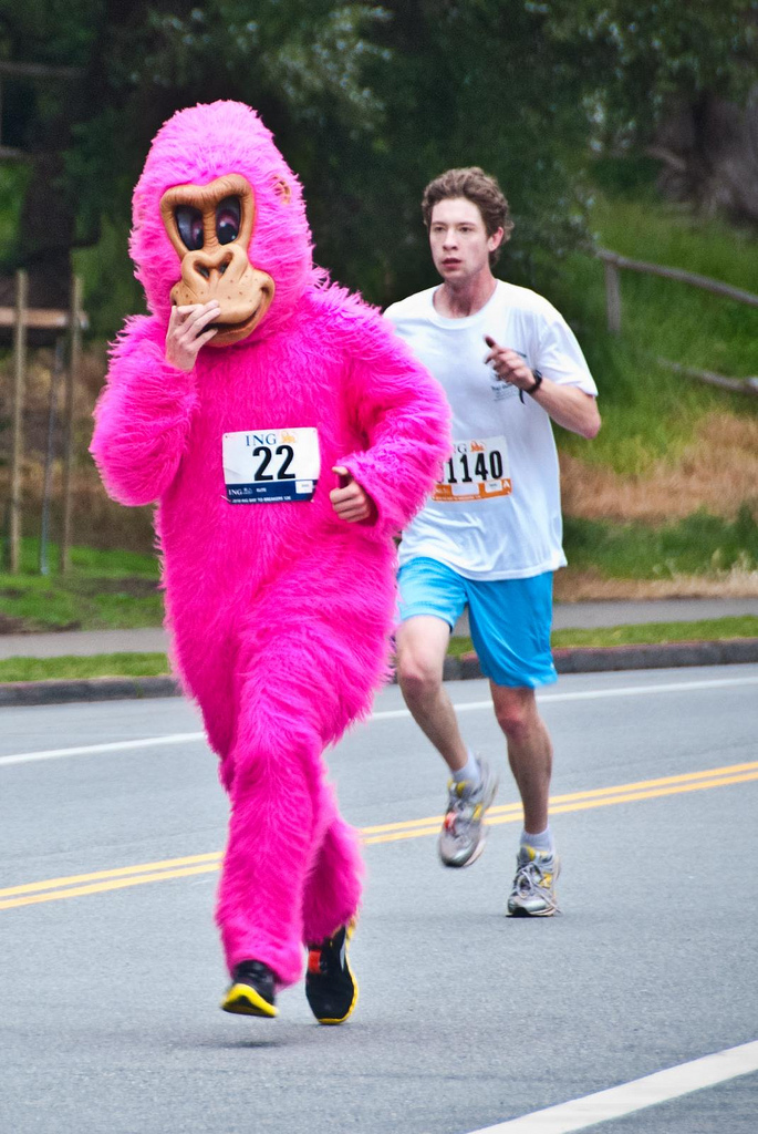 Bay to Breakers © Geoffrey Weber/Flickr