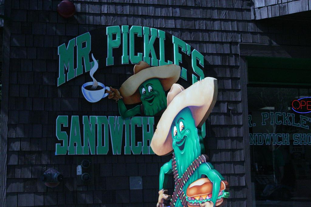 Mr. Pickle   © Shayan Sanyal/Flickr