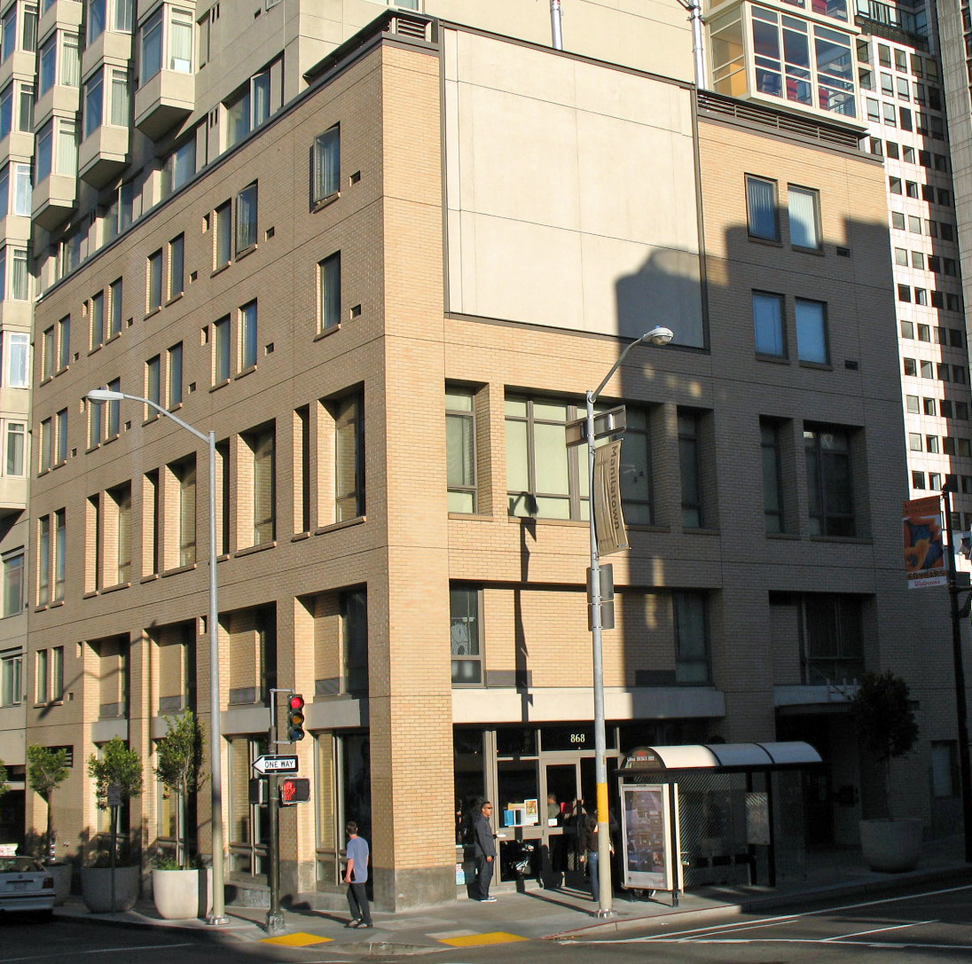 International Hotel, 848 Kearny St, San Francisco