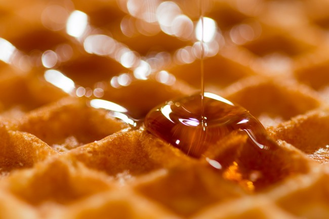Waffle via Pixabay