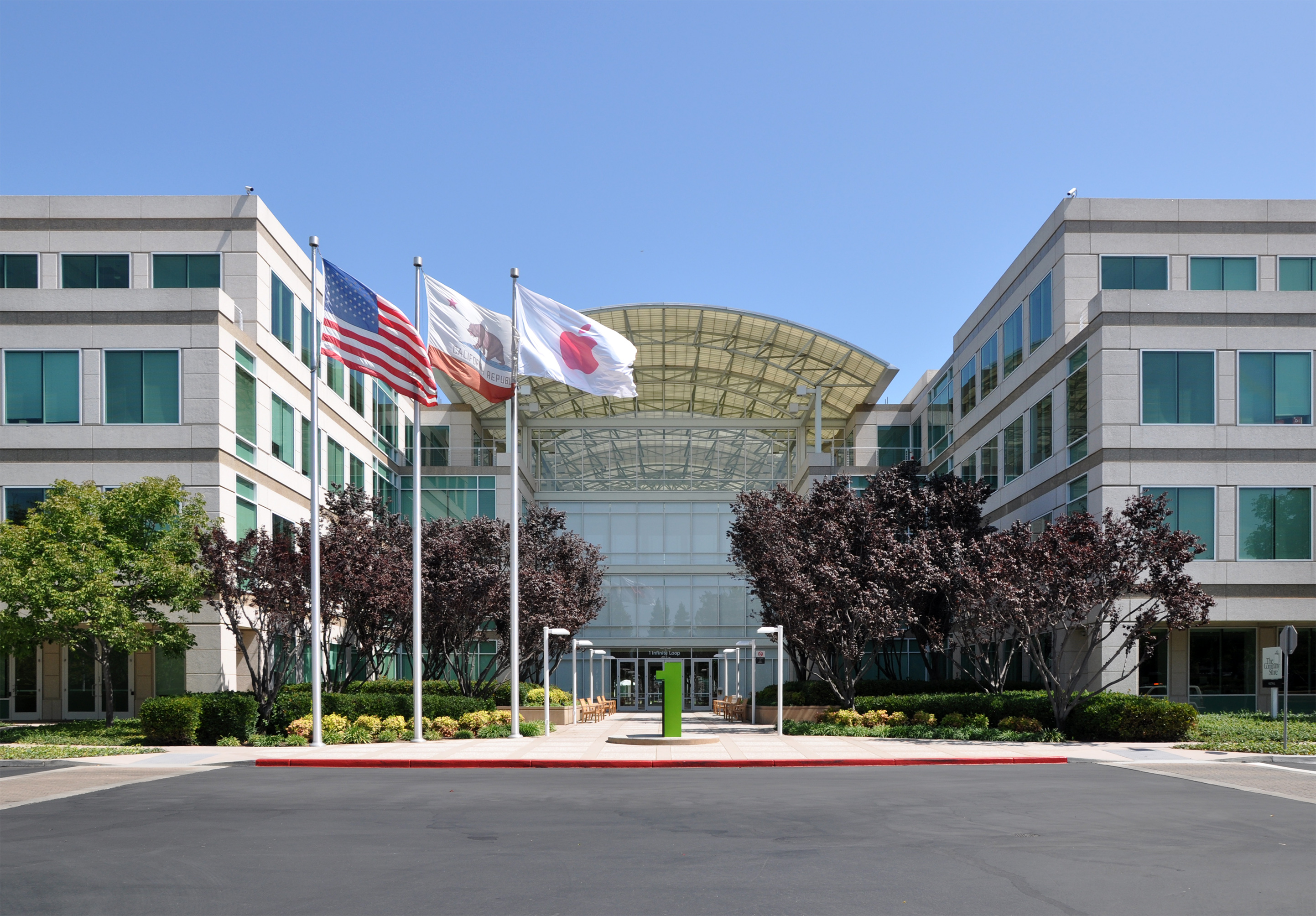 apple cupertino tours
