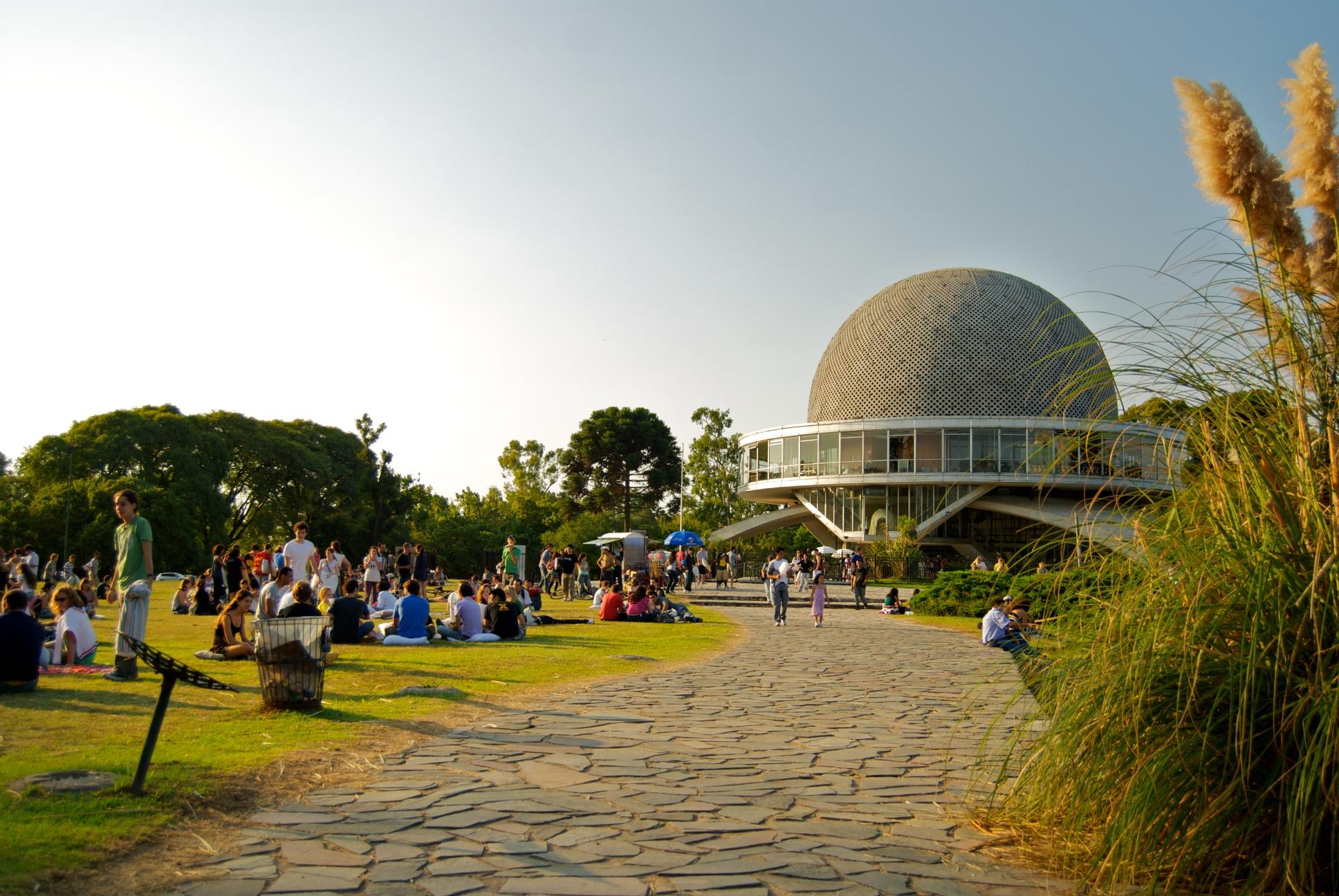 Galileo Galilei Planetarium | © Beatrice Murch/WikiCommons