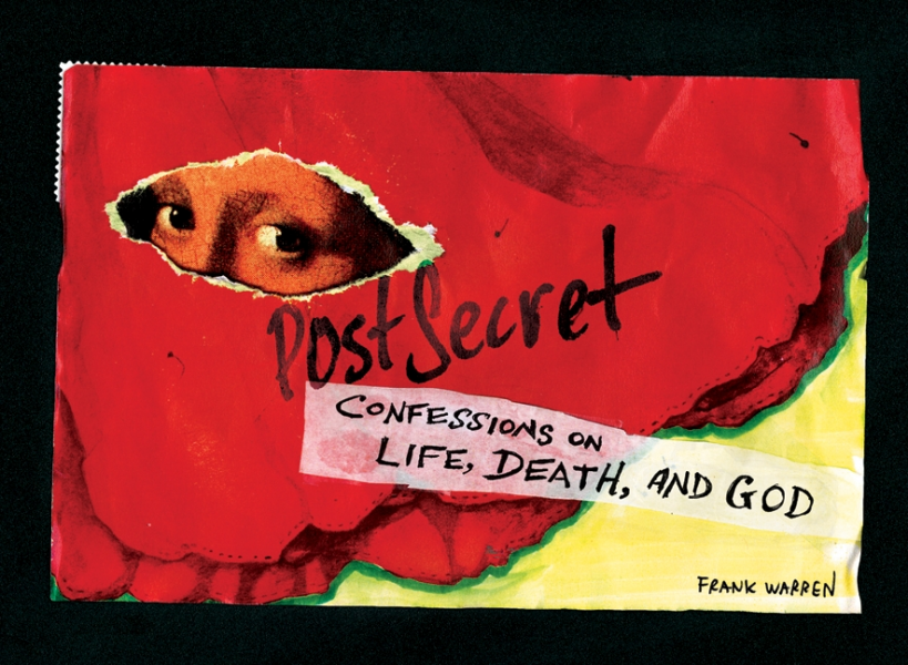 PostSecret: Confessions on Life, Death, and God by Frank Warren | © Harper Collins