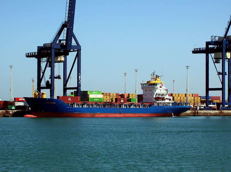 Puerto de la Bahía Cádiz © Emilio J. Rodríguez-Posada/WikiCommons