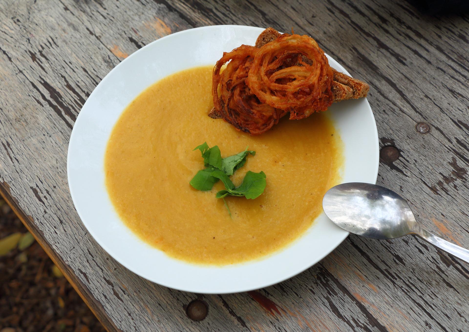 Soup   © zoskey/Pixabay