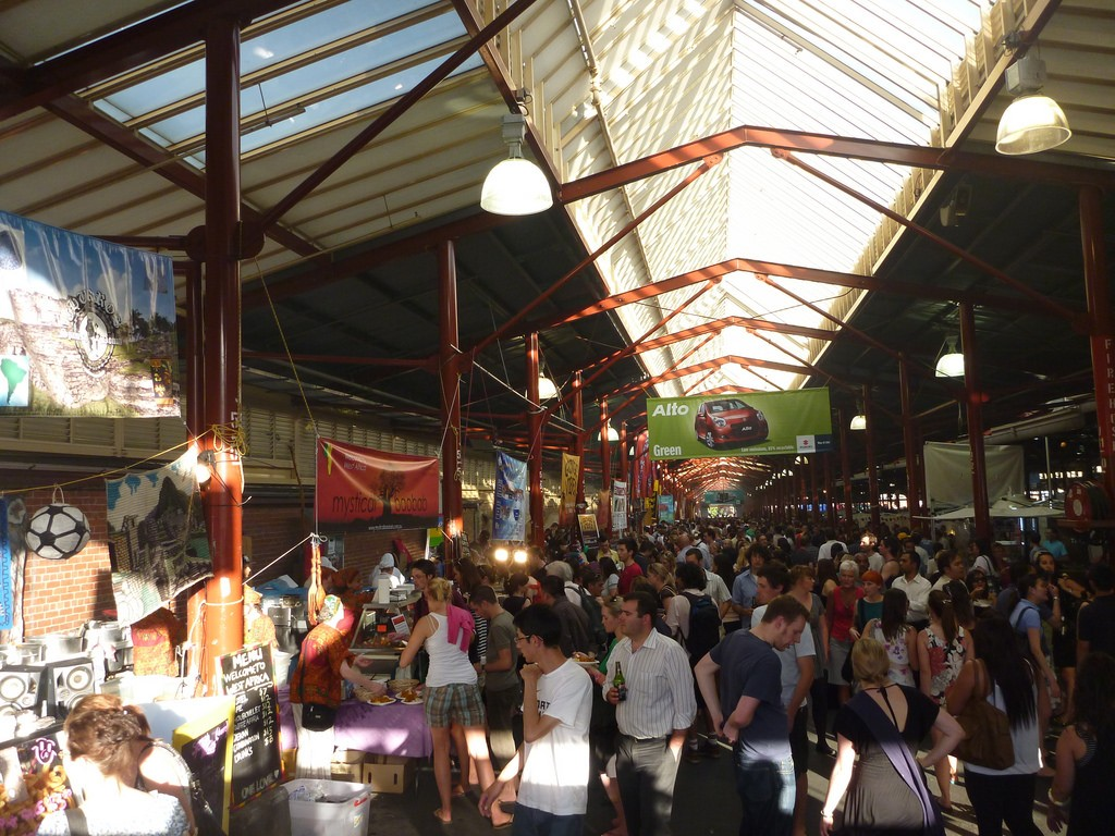 Queen Victoria Market | © Michael Lawton/Flickr