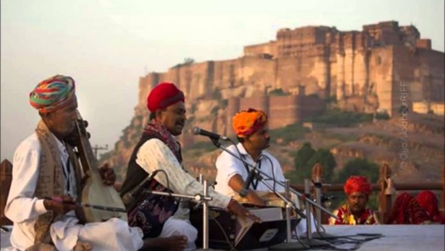 A Brief Introduction To Rajasthani Folk Music