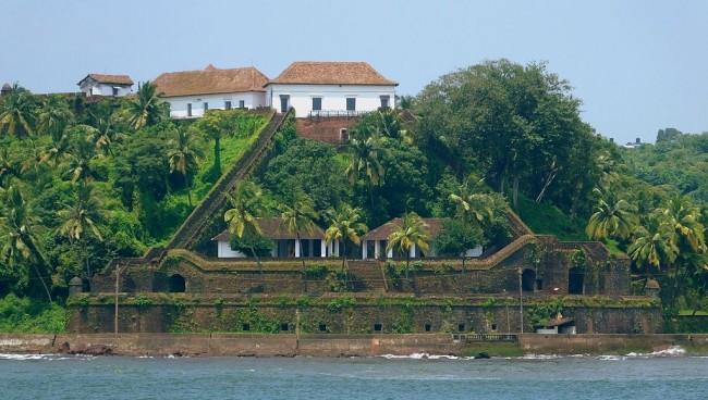 Reis Magos fort   © Rajib Ghosh/WikiCommons