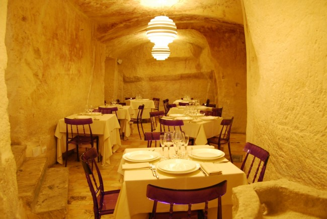 Inside Ristorante Francesca | Courtesy Ristorante Francesca
