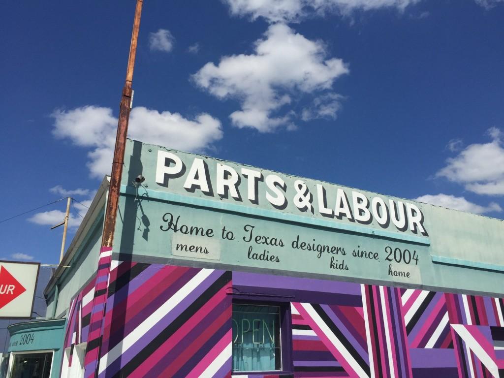 Parts & Labour | © Stephanie Smith