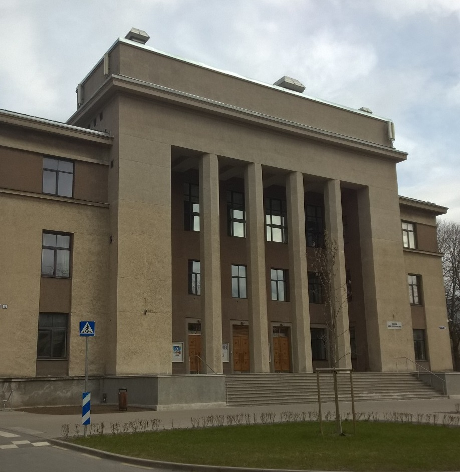 Salme Cultural Centre in Kalamaja, Tallinn | © David Hughes