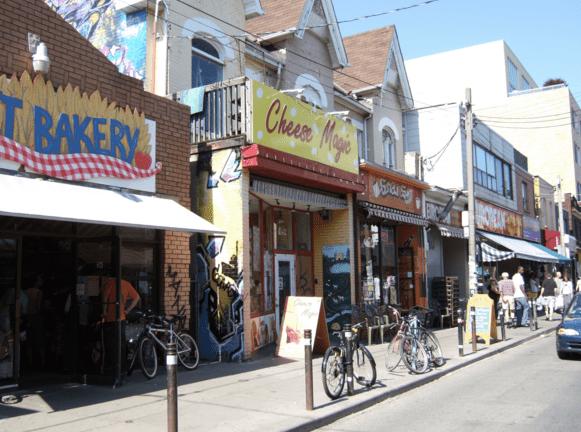 Kensington Market Toronto | © Gura/Wikicommons