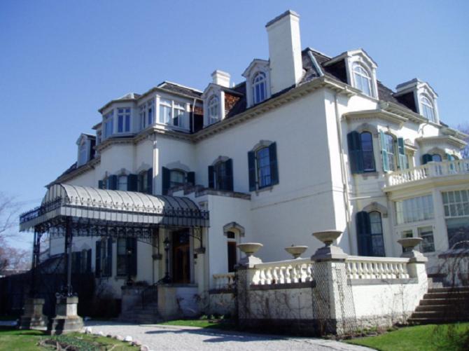 Spadina House | © SimonP/Wikicommons