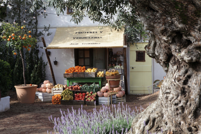 Best Show Garden - An Andalusian Moment | Courtesy of RHS Malvern