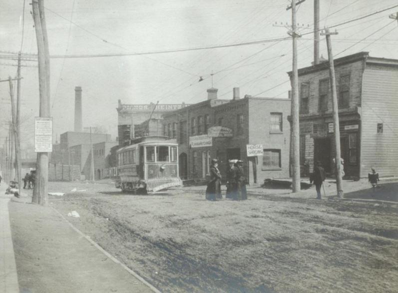 Weston Car Toronto Junction 1906 | Public Domain/Wikicommons