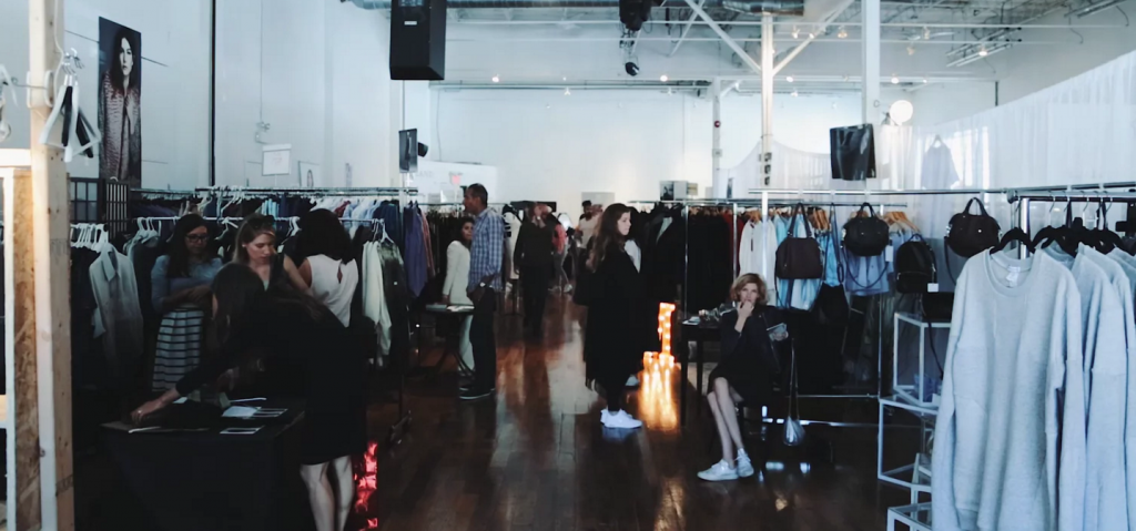 Inland SS16 Pop-Up Event | © Christina Cheng / Vimeo