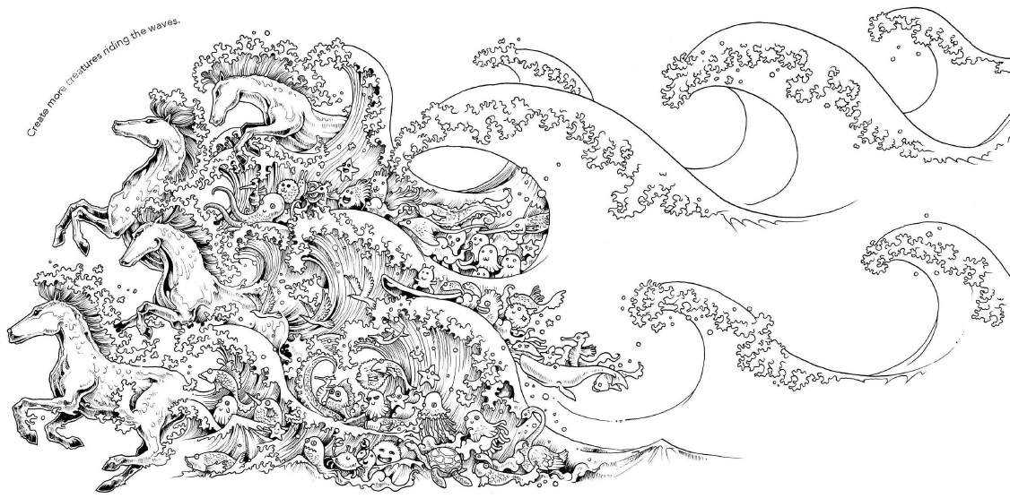 Illustrator Kerby Rosanes On The Art Of Doodling