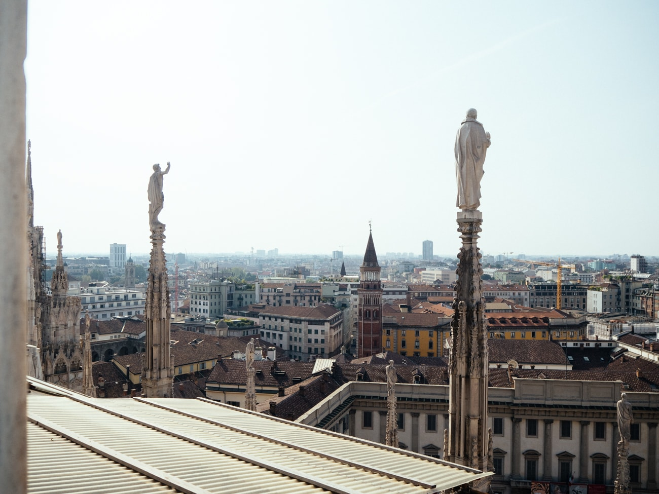 The Best Rooftop Bars And Restaurants In Milan, Italy