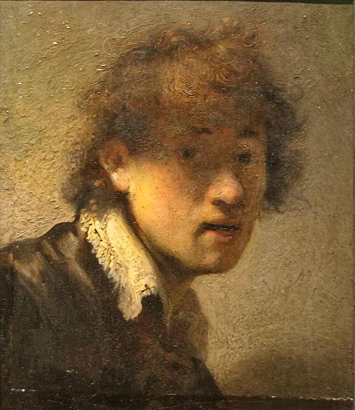 Self-Portrait © Yelkrokoyade / WikiCommons