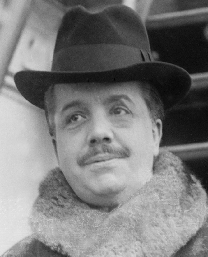 Serge Diaghilev | ©Wikipedia Commons