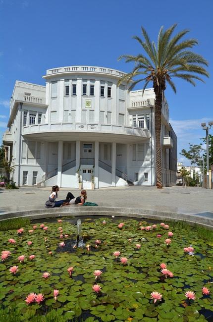 The Most Romantic Spots In Tel Aviv