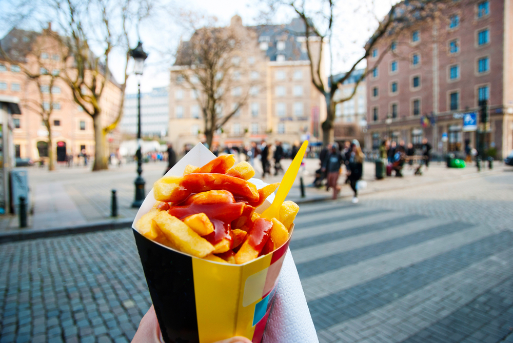 Belgian Fries | © dinozzaver/Shutterstock