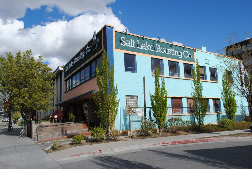Salt Lake Roasting Company| ©.dh/FLickr