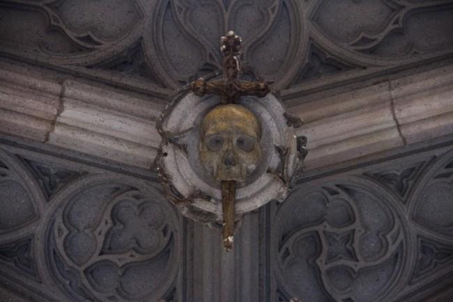 The Skull With The Stake ©David Barreda